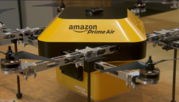 Amazon Prime Air Stuck in the Hanger While Competitors Are Flying Deliveries