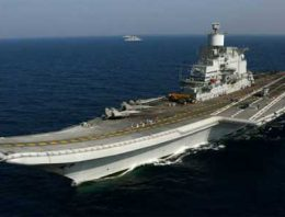Strong navy guarantor of India's security and prosperity: Defence Minister
