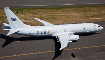 India, US Conduct Anti-Submarine Drills Using New Secure Link for P-8 Aircraft