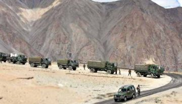 India's military brass wants swifter build-up of border infrastructure with China