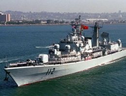 Should the Indian Navy worry about China's new warship?
