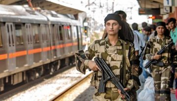 CISF wants paintball guns to sharpen combat skills