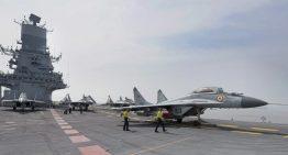 Navy's MiG-29K to take on France's Rafale-M off Goa