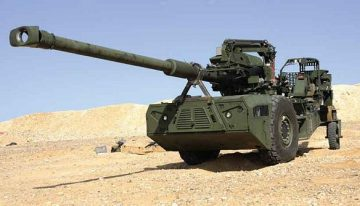Elbit-Barhat Forge to supply Athos 2052 155mm howitzers to Indian Army