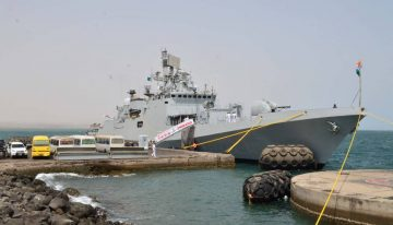 Navy seeks access to French base in Djibouti for refuelling