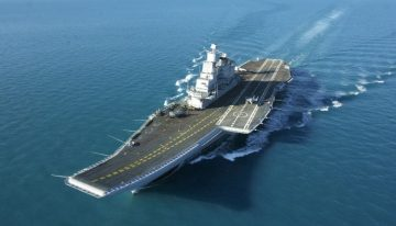 INS Vikramaditya will exercise with the French Aircraft Carrier Charles de Gaulle