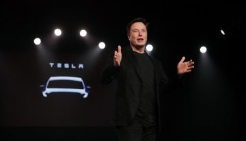 Tesla robotaxis network to launch in 2020, says Elon Musk