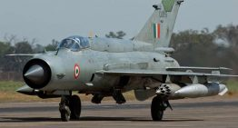 Giant Mystery: Why the Would India Send an Old MiG-21 to Attack an F-16?