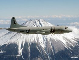 Two Japanese Navy planes land in Goa