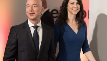 MacKenzie Bezos Is Getting $36 Billion in Amazon Stock in Divorce From CEO Jeff Bezos
