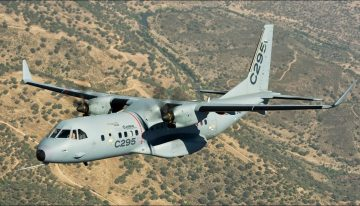 Multi-Billion Dollar C-295 Aircraft deal in final stages for the IAF