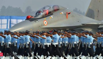 IAF – A flamboyant Career Option