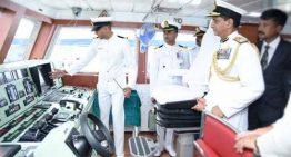 Garden Reach Shipbuilders Commissions Fast Patrol Vehicle 'ICGS Priyadarshini'