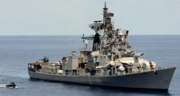 INS Ranjit will be decommissioned on May 6