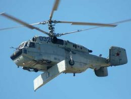 Navy pushing to acquire 10 Kamov-31 choppers for Rs 3,500 crore from Russia