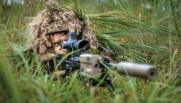 Snipers trained along the LoC – Indian Army