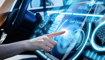 Driver-less cars will be empowered with human-like reasoning