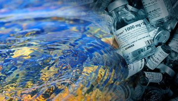 World's rivers are contaminated with antibiotics