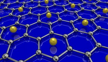 Solar and LEDs material designed by Supercomputer