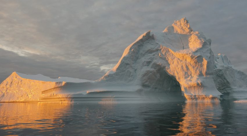 Melting glaciers may add 10 inches to sea levels by 2100