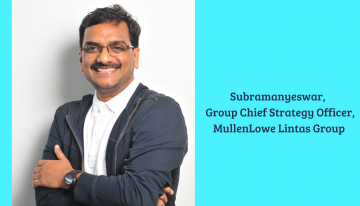 MullenLowe Lintas elevates Subbu as group chief strategy officer