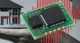 Tiny earthquake detector warns equipment to self-protect