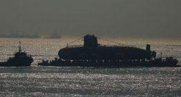 Submarine – Fire damages submarine at Mumbai yard