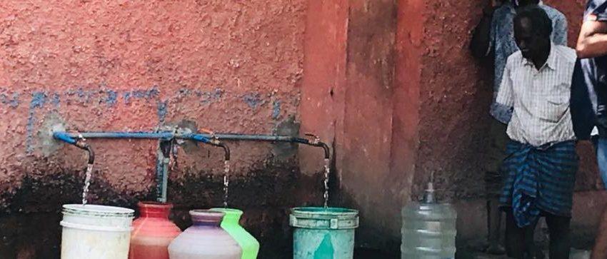 Chennai's water wars