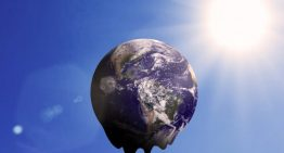 Climate change may threaten human existence