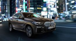 X6 – BMW X6 adds more powerful engines for 2020