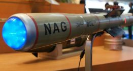 DRDO carries out three successful Nag missile tests