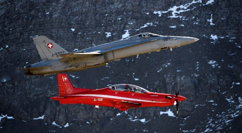 Defence Ministry bans Swiss firm Pilatus for a year after corruption allegations