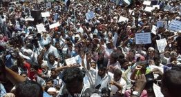 India keeps eye on protests in Sri Lanka against US base plan