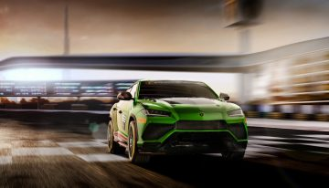 Lamborghini – With sales set to top 8,000, Lamborghini sets speed limit for growth