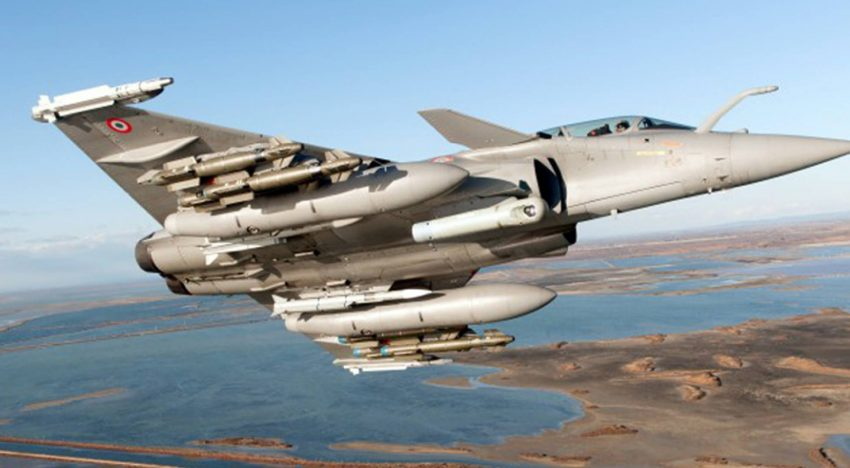 IAF to get Rafale fighter jets in September, flight to India next May