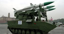 Surface-to-Air Missile – India test-fires Quick Reaction Surface-to-Air Missile