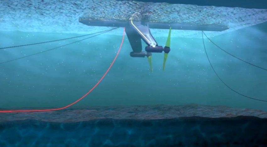 Next-generation floating tidal turbine gets one step closer