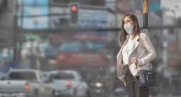 Air pollution linked with cardiovascular diseases