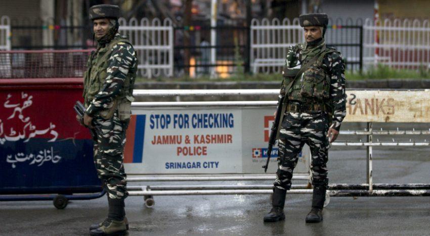 TERROR GRAPH ON DECLINE IN JAMMU AND KASHMIR