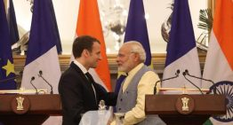 Will France be the new Russia for India?
