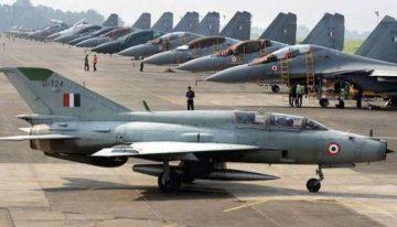IAF bases put on orange alert over Jaish terror attack alert