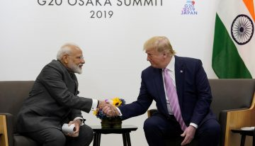 GROWING TIES: INDIA-US MILITARY TRADE TOUCHES $18 BILLION