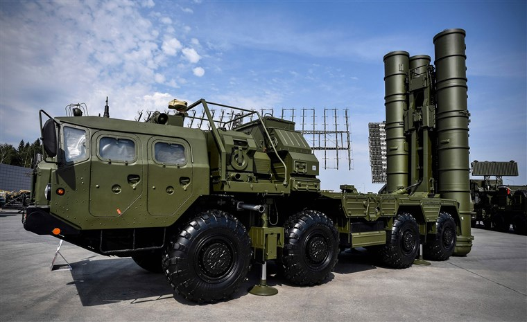 S-400 – WHY INDIA IS KEEN TO BUILD ITS OWN VERSION OF RUSSIA'S S-400 TRIUMF