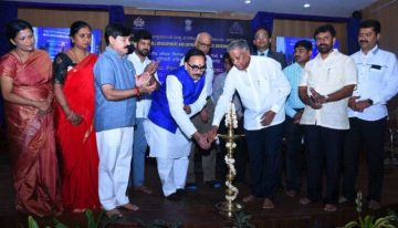 Govt inducts first batch of Indian Skill Development Services