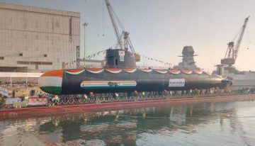 Sweden out, South Korea in for Rs 45,000 crore submarine project