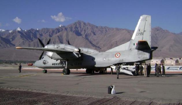 IAF TO OPERATIONALISE AIR FIELD IN ARUNACHAL PRADESH VIJAYNAGAR NEAR CHINA BORDER