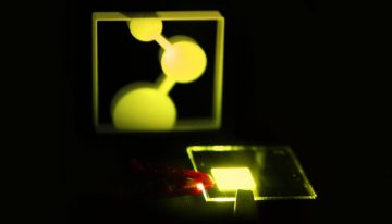 Researchers are developing an efficient OLED