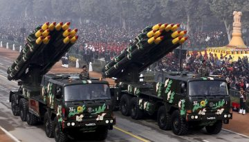 India to spend a whopping USD 130 billion to modernise forces