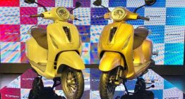 Bajaj brings back the loved Chetak scooter in EV avatar