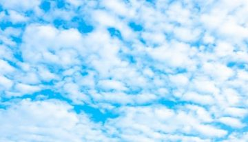 How aerosol formation helps brighten clouds, balance climate